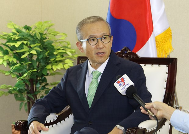 Việt Nam has turned a crisis into an opportunity for success: Korean ambassador to ASEAN
