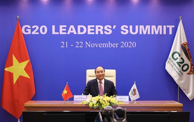 PM Phúc: Efforts needed to build sustainable inclusive resilient future