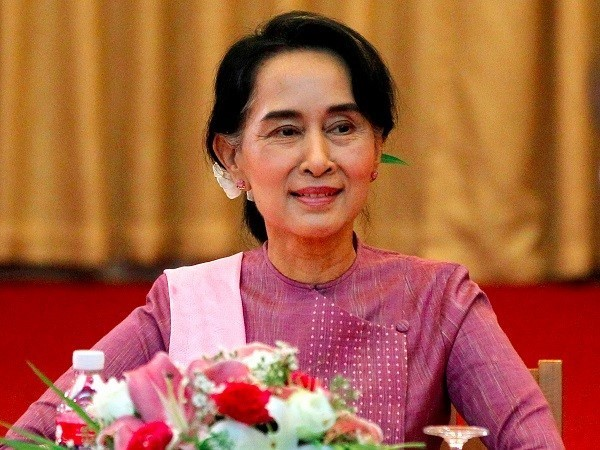 Party chief extends congratulations to Myanmars Aung San Suu Kyi over election win