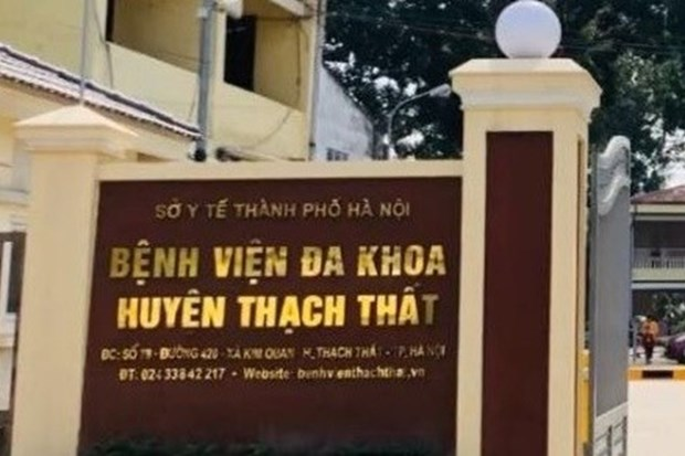 Fifteen-month-old boy with bronchitis dies in Thạch Thất District General Hospital