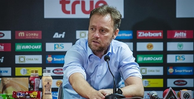 Former Thai League coach becomes HCM City's new manager