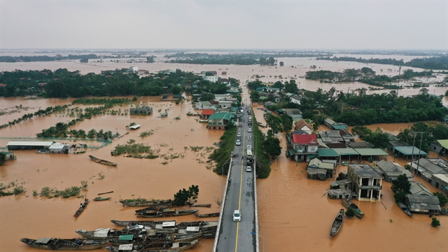 Việt Nam ADB sign deal on emergency grant to aid disaster response