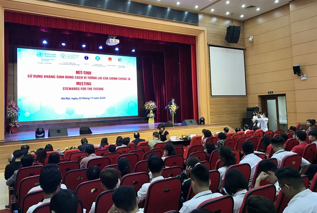 Việt Nam strengthens movement against antimicrobial resistance
