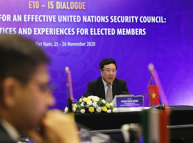 Việt Nam hosts meeting to share experience with incoming UN Security Council members