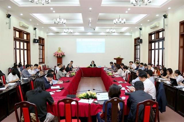 Experts discuss Việt Nams digital economic development post-COVID-19