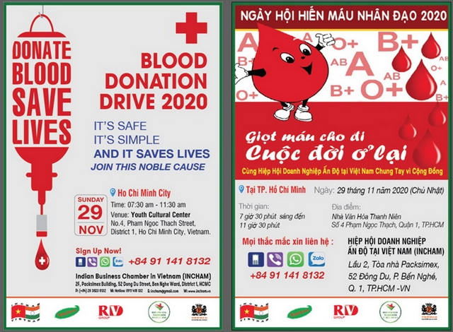 INCHAM to organise blood donation campaign