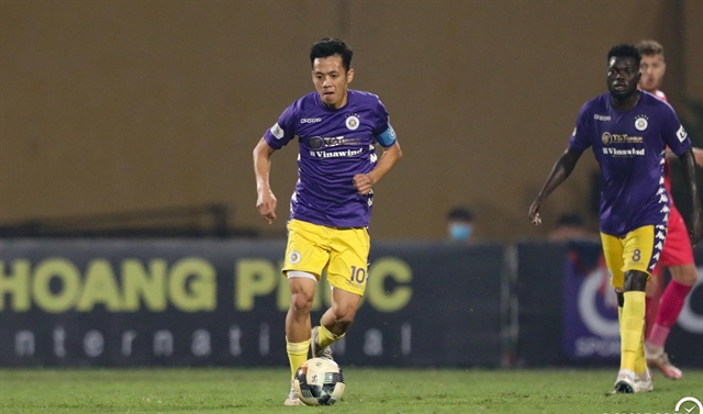 Striker Quyết dreams of Golden Ball award