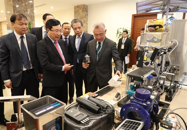 Overseas Vietnamese an important pillar in Việt Nams foreign relations: Deputy PM