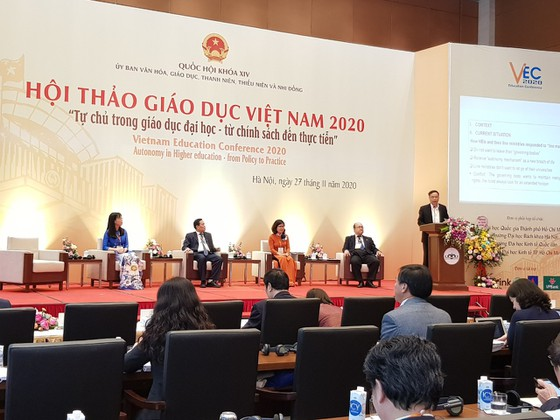 Autonomy in higher education in Việt Nam facing challenges