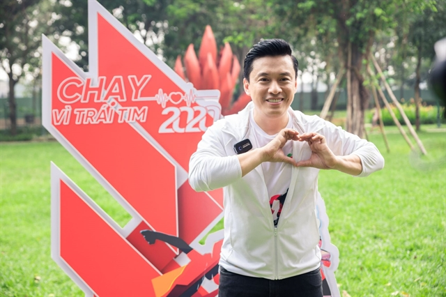 Run for the Heart race to be held online