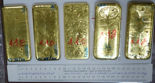 Wanted notice issued for gold smugglers