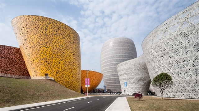Italian architect to share viewpoints on substainability in contemporary architecture