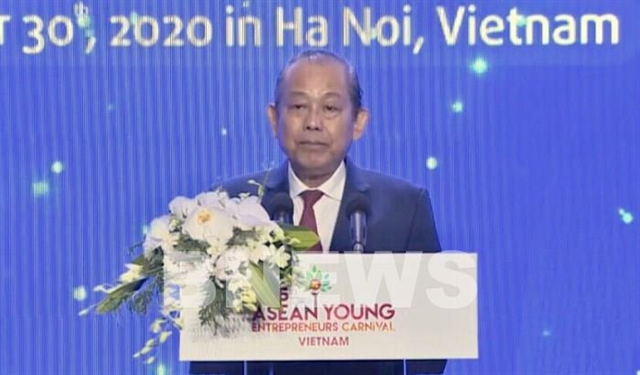 ASEAN young entrepreneurs urged to promote co-operation