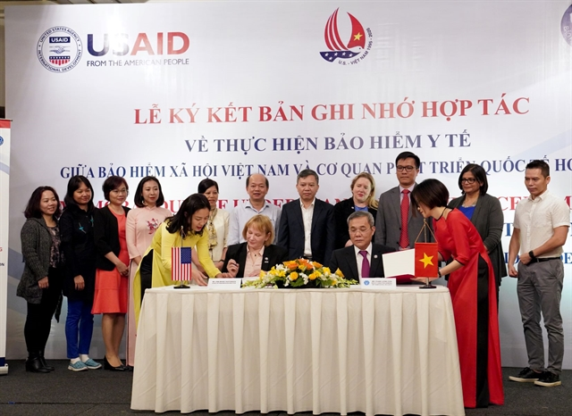 USAID helps Việt Nam improve its social health insurance implementation