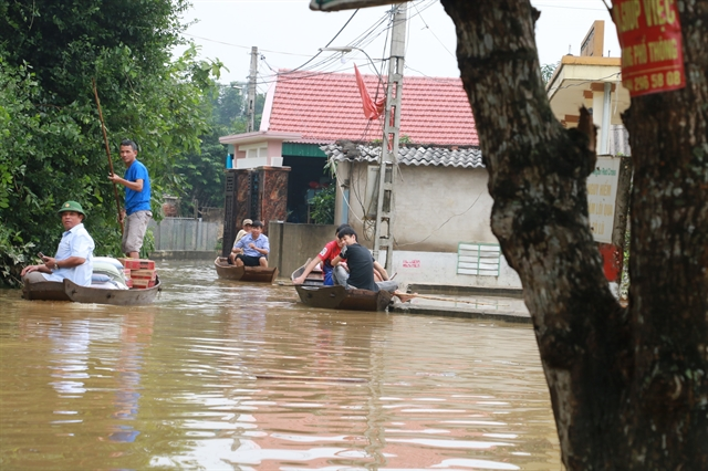 Australia Switzerland announce aid for flood-hit central Việt Nam