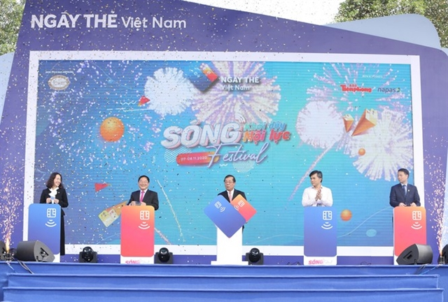 The first Việt Nam Card Day 2020 opens