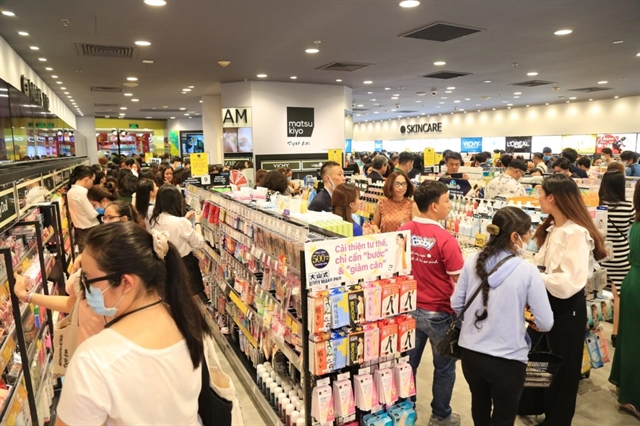VN cosmetics market remains magnet for foreign brands
