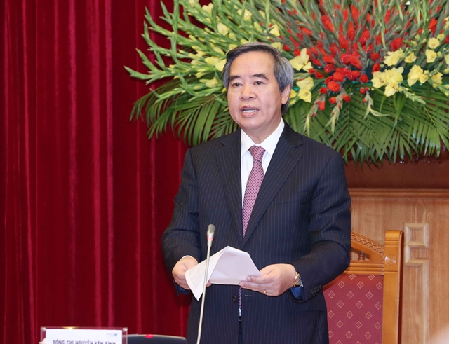 Politburo disciplines former Governor of central bank over banking regulation violations