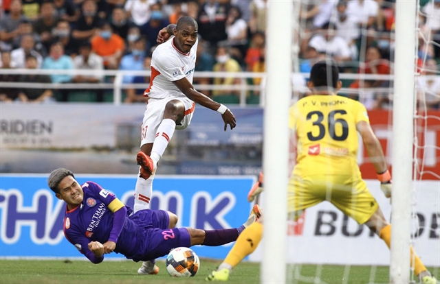 Viettel secure V.League 1 title on dramatic final day of season