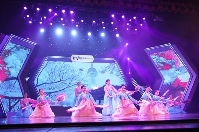 Hà Nội hosts Vietnam - Korea Food and Culture Festival