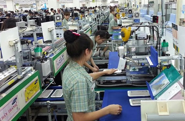 Việt Nam should have law on supporting industry: VCCI chairman