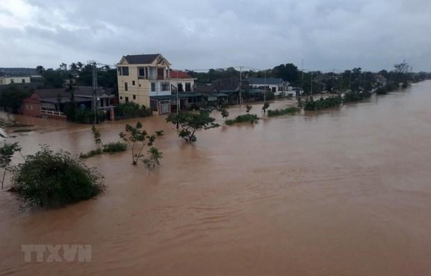 International support for Việt Nam disaster response