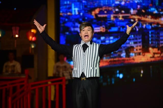Vietnamese-American musician comic actor dies