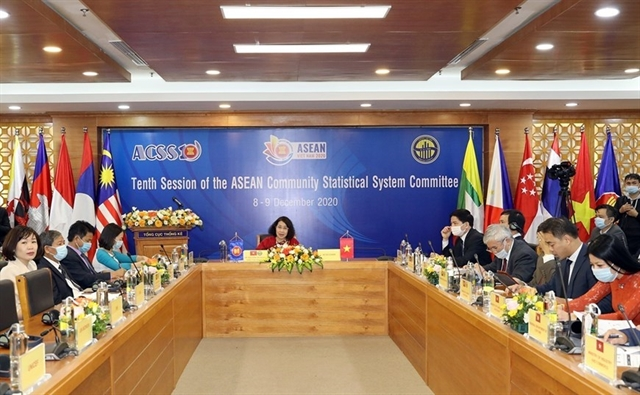ASEAN Community Statistical System gains important results in spite of pandemic