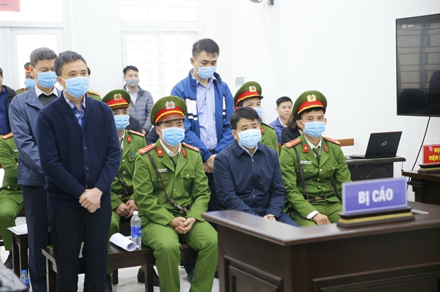 Former leader of Hà Nội sentenced to five years in prison for stealing State secrets