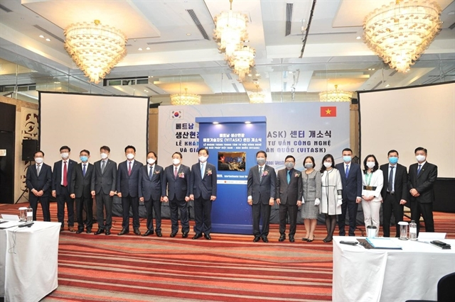 Việt Nam - Korea Technological Consultancy and Solution Centre inaugurated