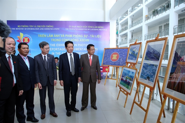 Exhibition to showcase photos and films of ASEAN Community