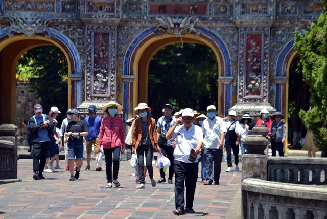 Thừa Thiên-Huế looks to boost tourism with three plans