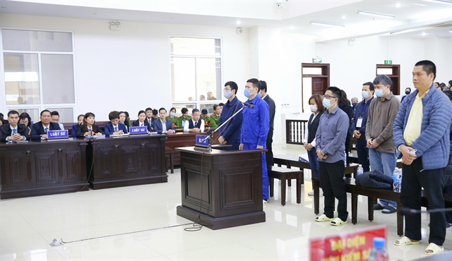 Former CDC Hanoi director sentenced to 10 years in jail