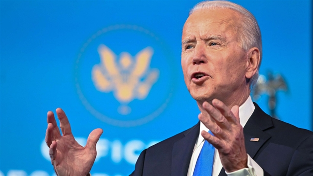 Biden lashes out at Trump after election win confirmed