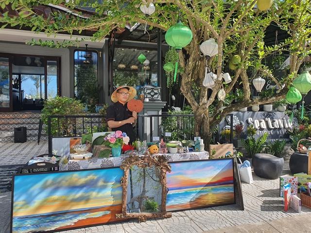 Tân Thành flea market to host year-end festival