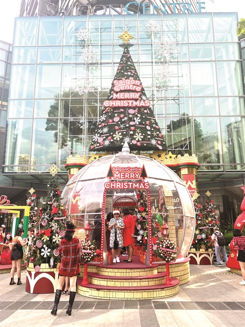 How are HCM City locals celebratingtheholiday this year?