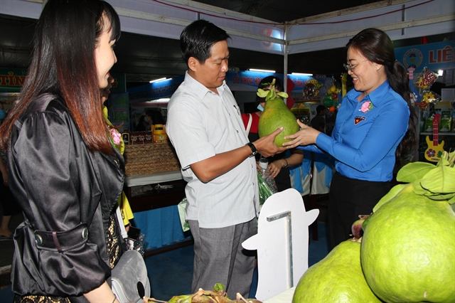 Trade fair promotes southern regions OCOP products