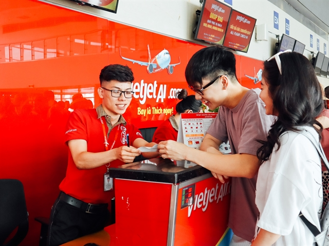 Vietjet offers 10 million discounted tickets to celebrate 9th anniversary