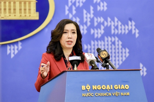 Việt Nam regrets US decision to blacklist gas firm over deal with Iran: foreign ministry
