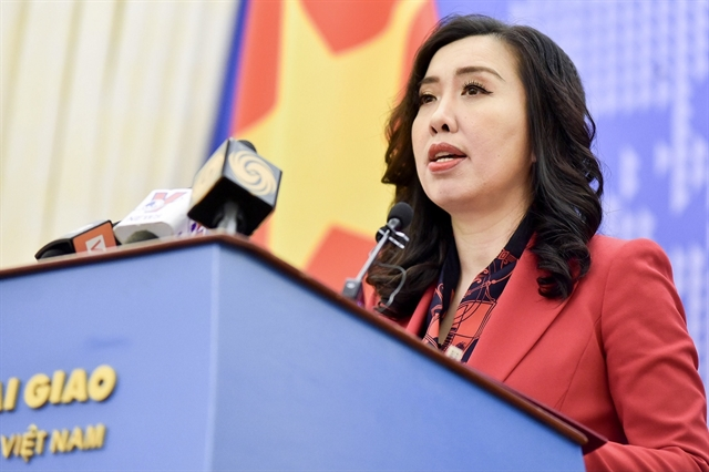 VN consistently stands by and ensures freedom of the press: Foreign Ministry