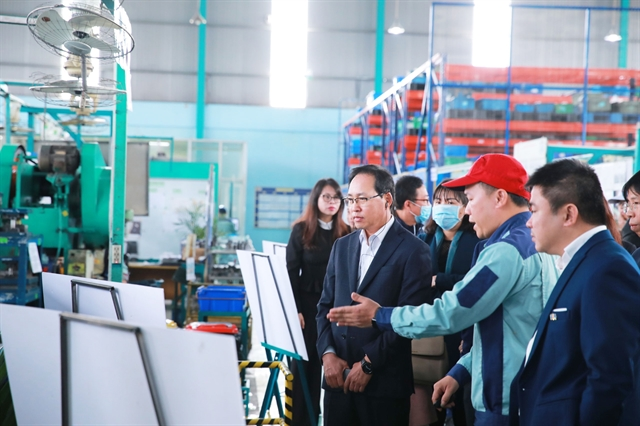 Samsung Việt Nam continues its support to local suppliers