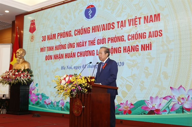 Việt Nam a bright spot in the fight against HIV and AIDS