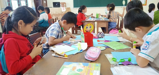 Schools in central region try to overcome difficulties after devastating floods