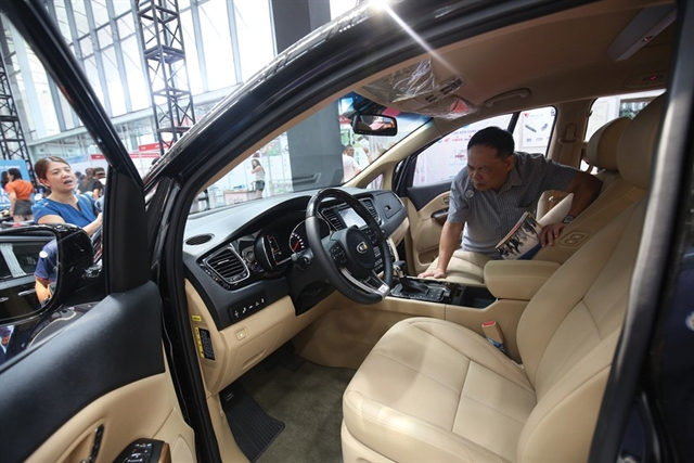 Car firms step up to meet yearly targets
