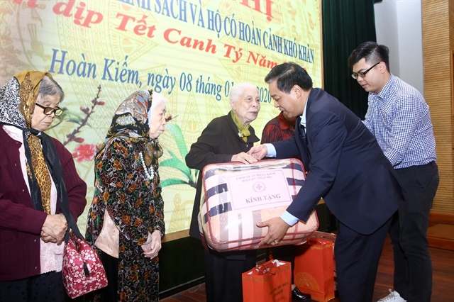 Tết gifts to reach revolution contributors nationwide