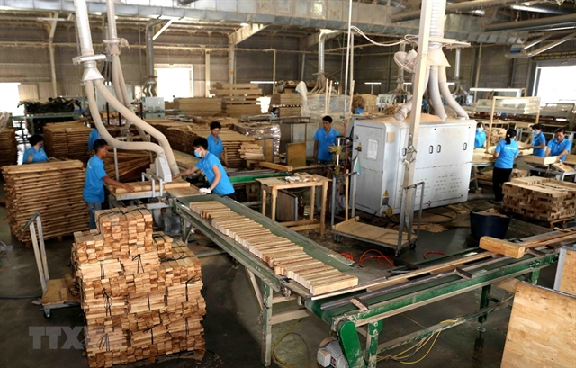 Wood exports to hit USS12.5 billion in 2020