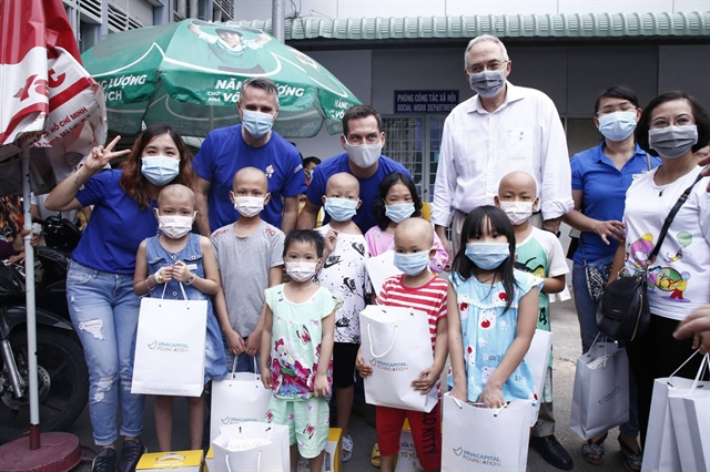 Sanofi Christmas charity programme gives gifts to child patients at hospital