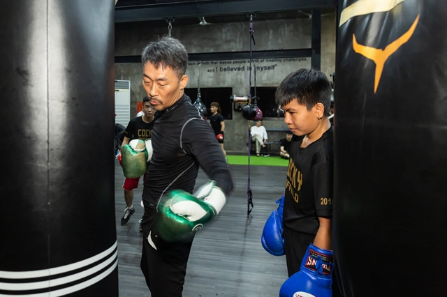 Việt Nams answer to Don King aims for boxing glory