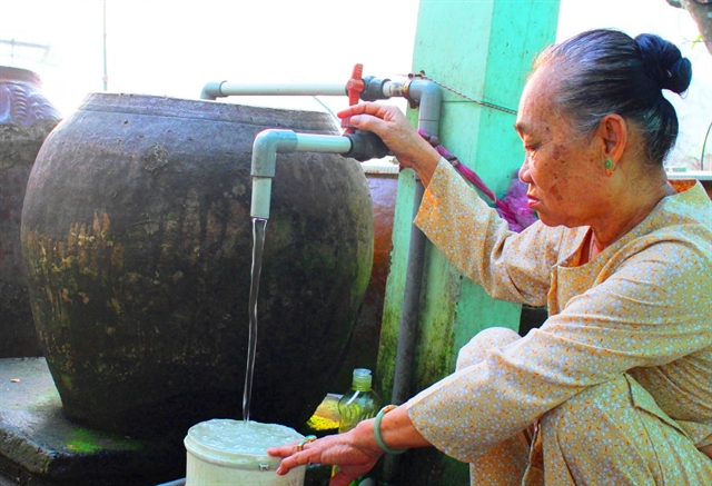 Long An to undertake more water supply projects in rural areas