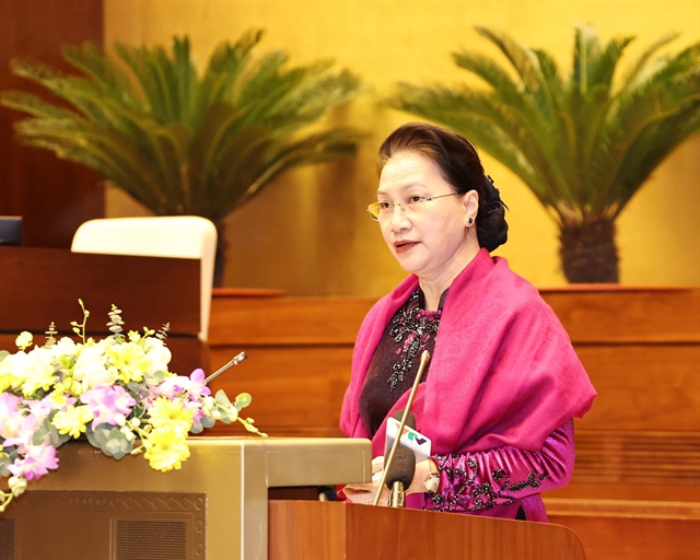 Việt Nam fulfills role as AIPA Chair: top legislator